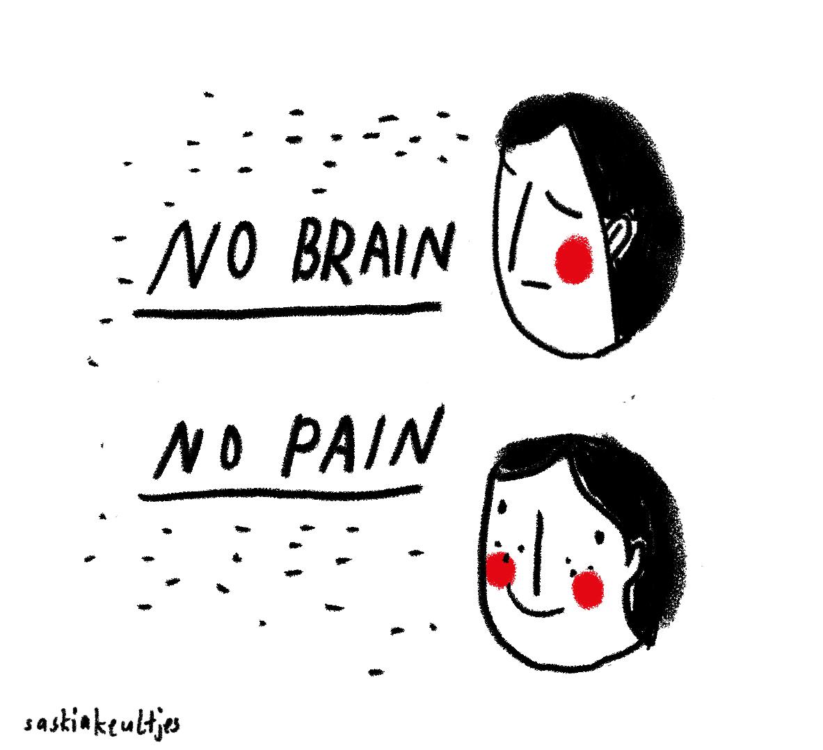 nobrainnopain