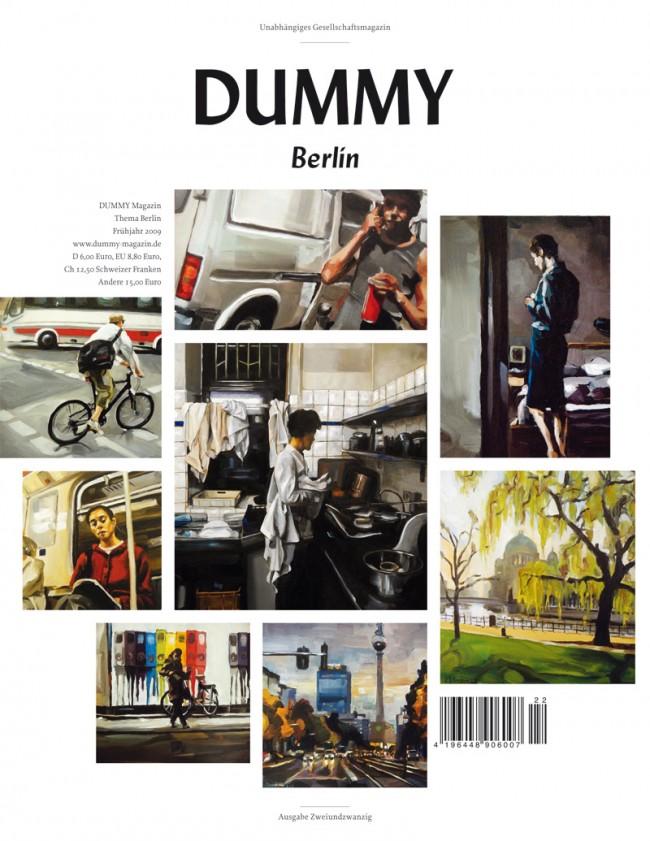 Dummy #22: Berlin, 2009