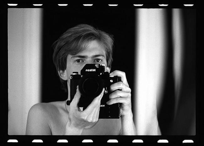 Thomas Henning selbst in jungen Jahren