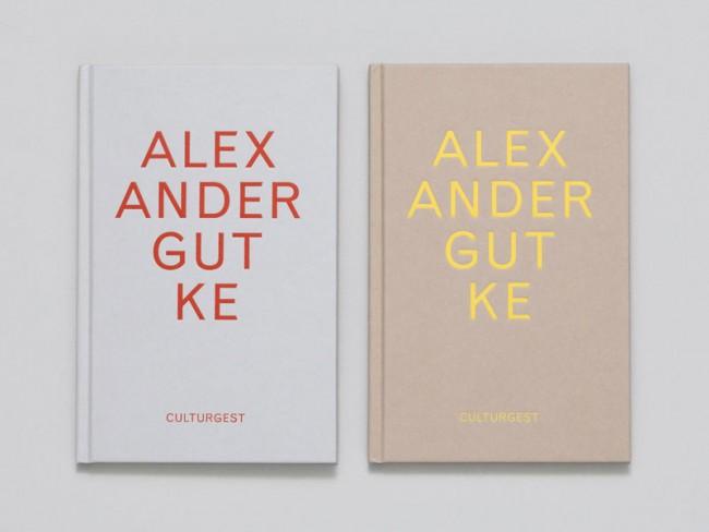 Künstlerkatalog für Alexander Gutke
