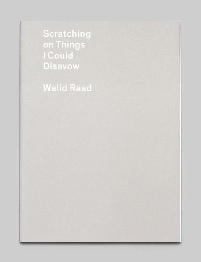 Retrospektive zu Arbeiten von Walid Raad