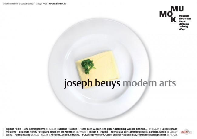 Mumok Tischsets