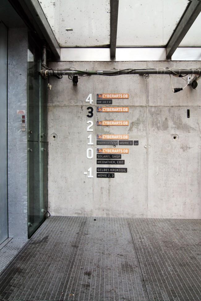 Orientierung & Identität am neuen Campus der Wirtschaftsuniversität Wien