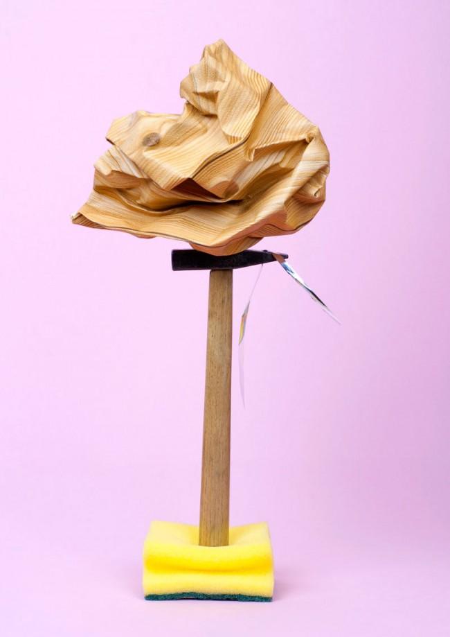 Eight Euro Sculpture No.08