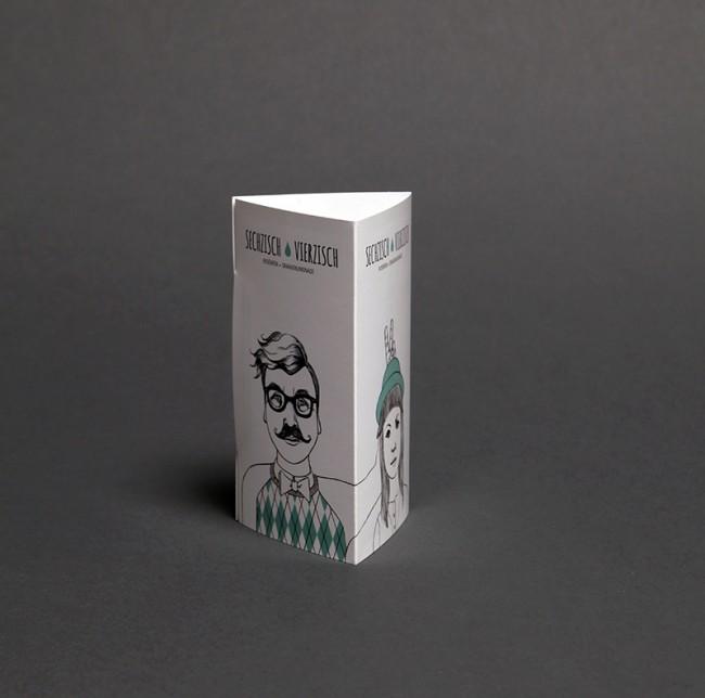 Prisma | Kunde: Sechzisch Vierzisch (Geschäftsinhaber: Patrick Lohmann) | Umsetzung: AiLaike Natural Beverages in Kooperation mit Mathilda Mutant