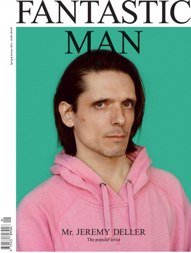 Cover »Fantastic Man«, issue no. 17