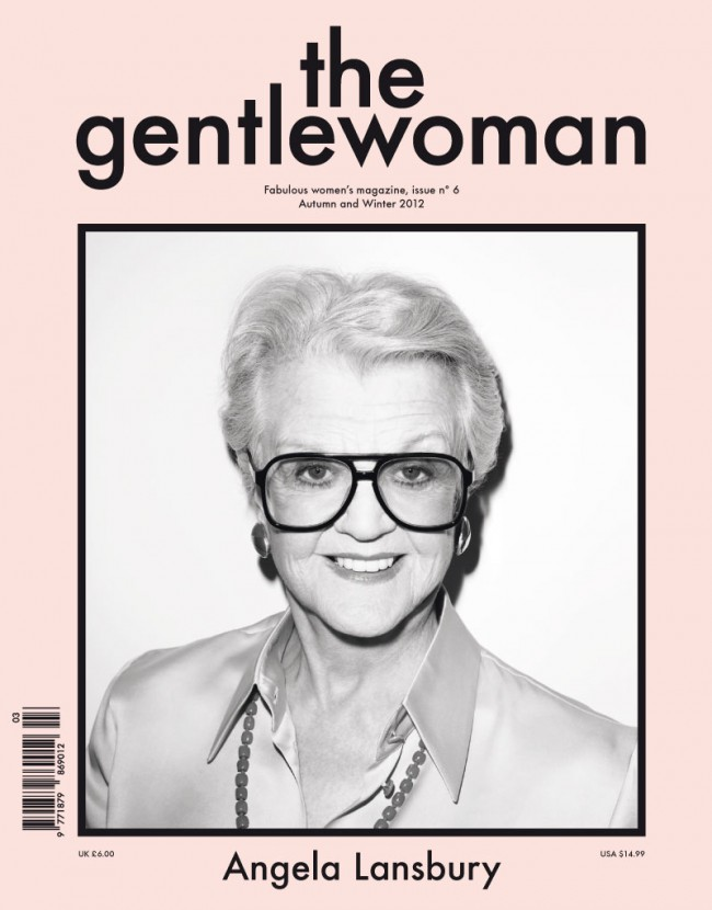 Cover »The Gentlewoman«, issue no. 6