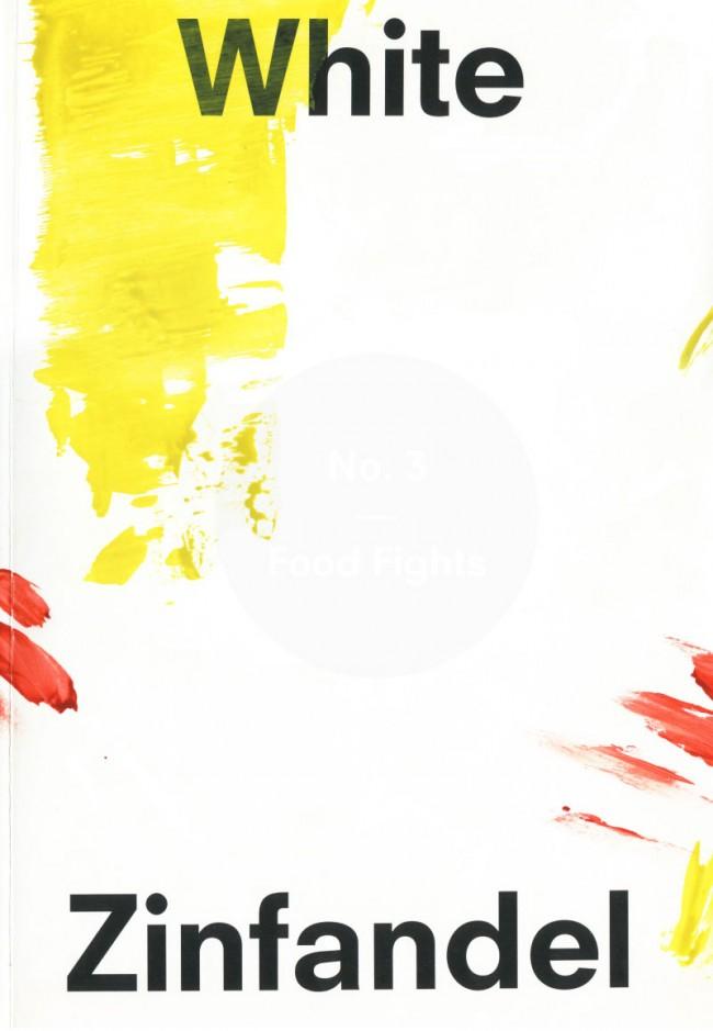 Book Cover White Zinfandel ~ Paper weight die kunst des magazins page online