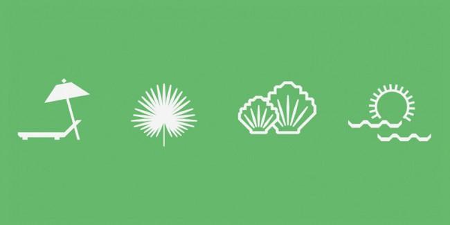 Quang Trung Nguyen und Kreativdirektor Huy Anh Le entwickeln im Ausnahmestudio Egregius komplexe Erscheinungsbilder, die durch ihren Detailreichtum bestechen – wie hier das Corporate Design für das luxuriöse Ferienresort The Cliff