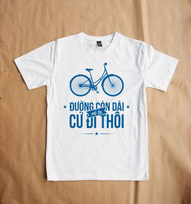 Duong con dai Shirt von Dat Phuc Tran