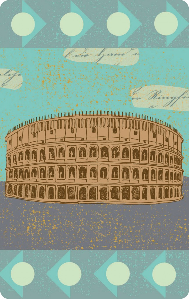 Konzeption und Text: Andrea Baron   Illustriert von Eleanor Marston