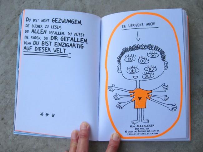 Françoize Boucher: 59 gute Gründe Bücher zu lieben, auch wenn du Lesen hasst!
