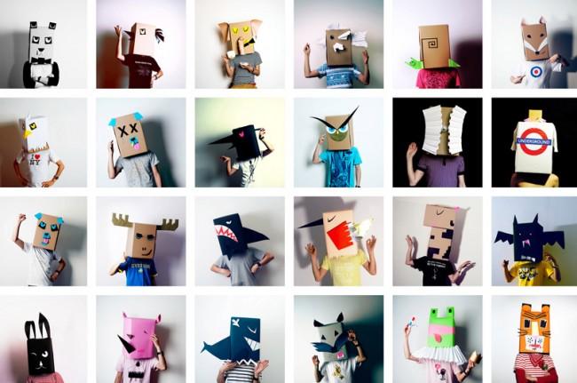 Carton Animals, Galerie Gudberg