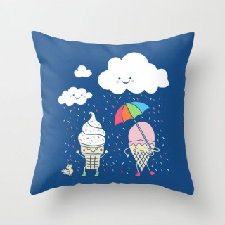 »Cloudy With A Chance Of Sprinkles« von Monica Gifford bei Society6