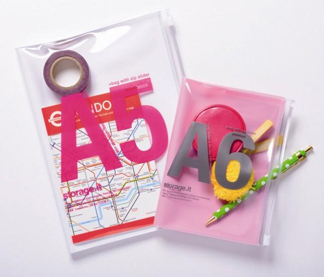 Notizbücher, A5 und A6