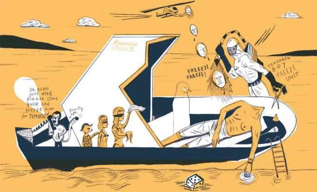 Spring Magazin | Yacht