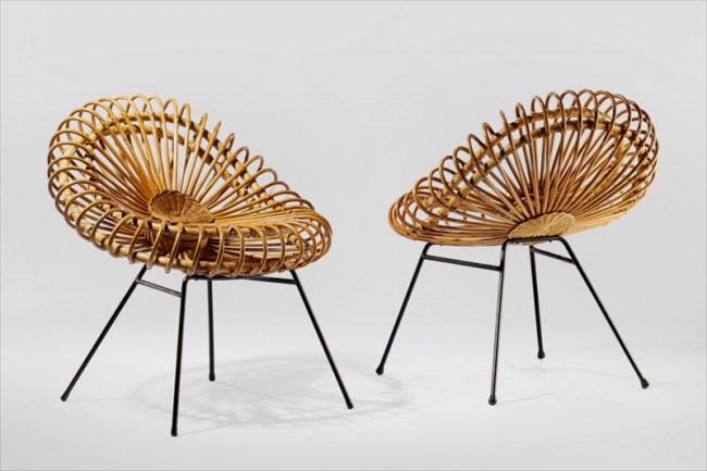 Janine Abraham and Dirk Jan Rol: »Corolles« chair