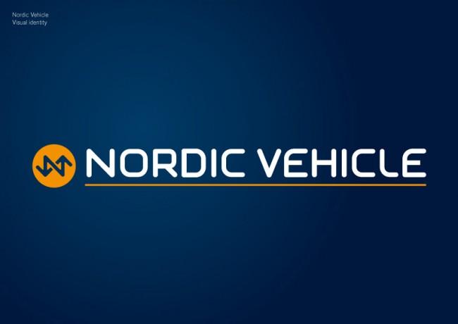Nordic Vehicle Logotype