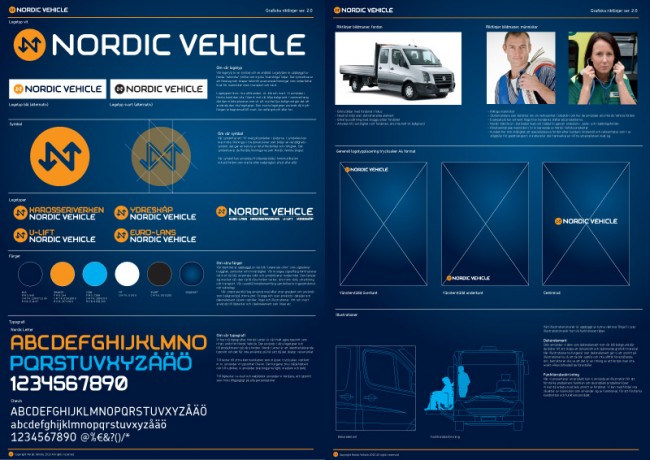 Nordic Vehicle Guidelines