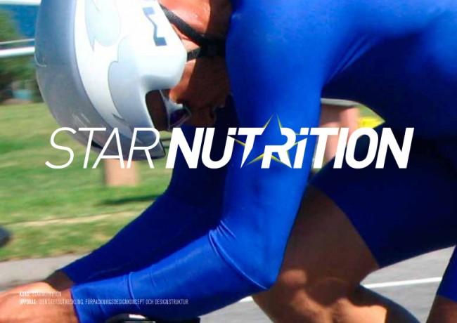 Star Nutrition Logotype