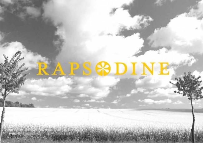 Rapsodine Logotype