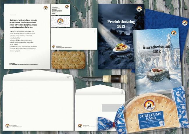 Polarbread Corporate Identity
