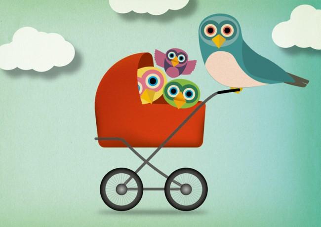 UnderBara Barn Illustrations