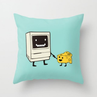 »Mac and Cheese« von Budi Satria Kwan bei Society6