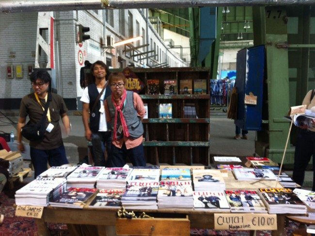 El-Publishing aus Tokio stellt seine großartigen japanischen Magazine vor ...
