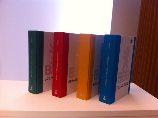 Die Brand Bible: dieses Jahr in vier Farben