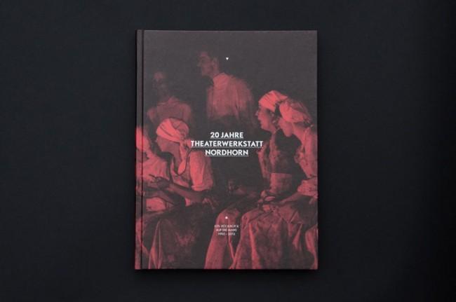 2012 entstand die Publikation zum 20-jährigen Bestehen der Theaterwerkstatt Nordhorn