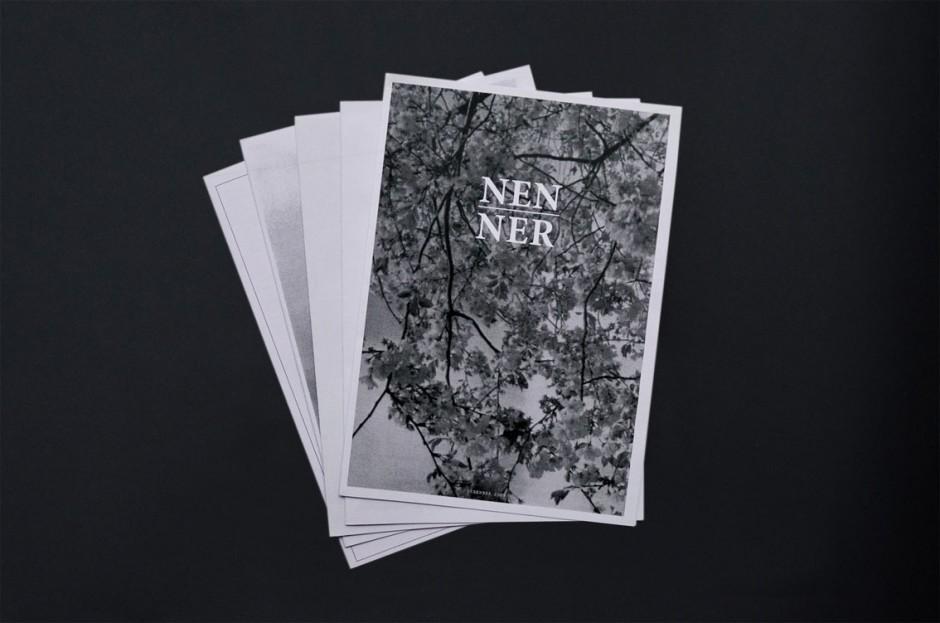 Nenner ist freies Magazinprojekt mit Flugblattcharakter, fünf Beiträge in fünf Heften. Umsortieren, entfernen, weitergeben!