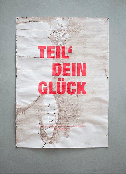 Bild Teil Dein Glueck