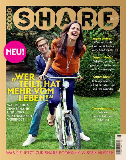 Bild Share Magazin