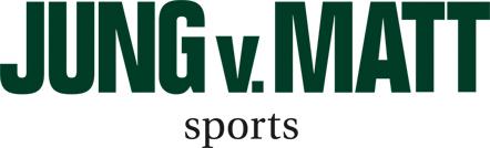 Jung von Matt/sports Logo