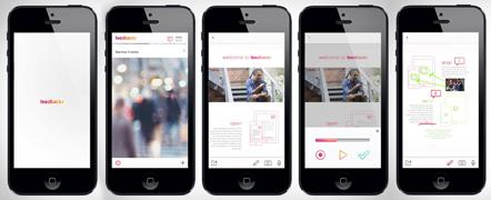 Bild Feedbackr App