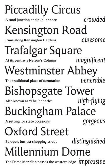 Bild Streets of London