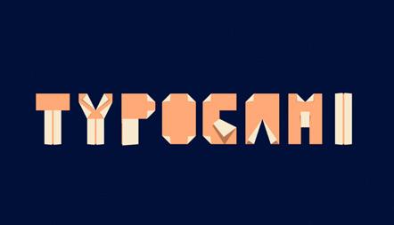Bild Typogami
