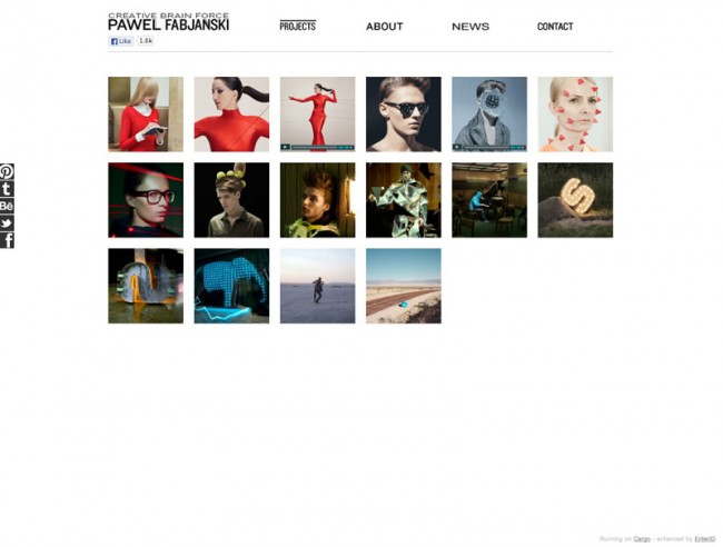 Pawel Fabjanski, www.fabjanski.com