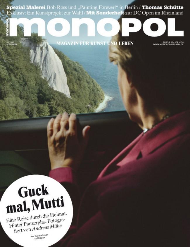 Monopol-Cover 9/2013