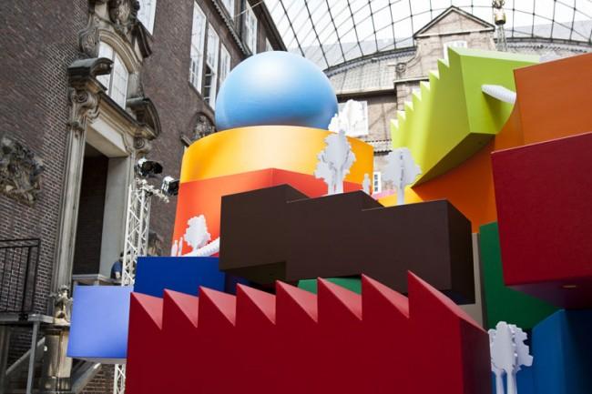 SZ_130806_Vertical_Village_Vertical_Village_Skulptur_Hamburg_Museum_Detail__2__Foto_MVRDV_Katharina_Wildt