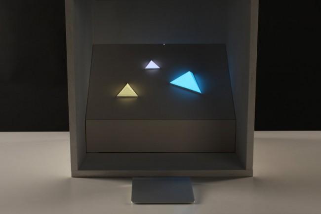 PLATINE: Matthias Lohscheidt »Pyramid Cascades«