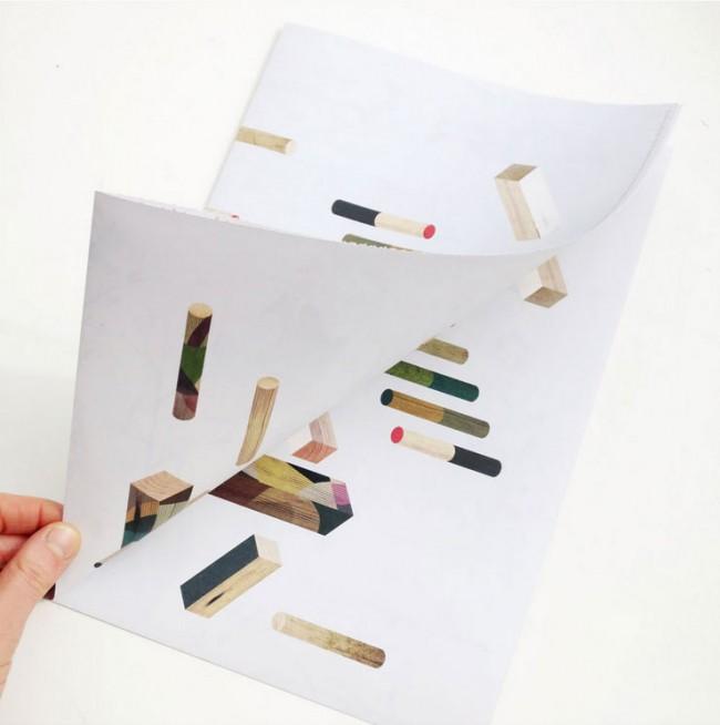 Illustration für das Magazin »Wrap«