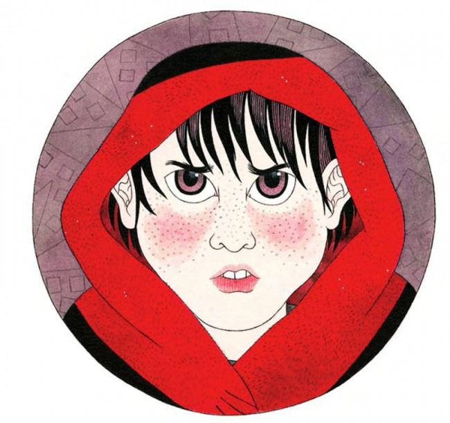Geneviève Castrées Graphic Novel »Ausgeliefert« erscheint auf Deutsch bei Reprodukt und wird in Hamburg vorgestellt