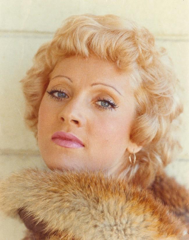 Eveline 1971 in Las Vegas (Privatfoto)