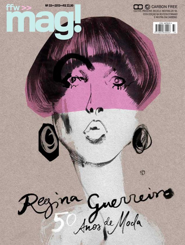 Magazin-Cover von Tomas Sadurski