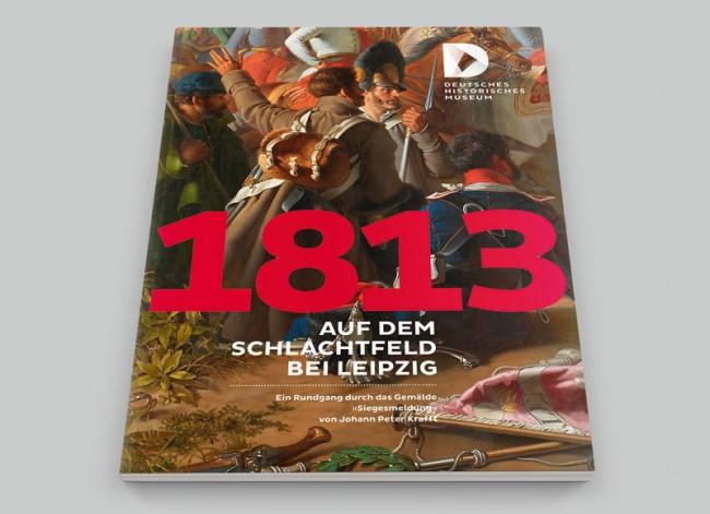 Deutsches Historisches Museum 1813, Magazin-Cover