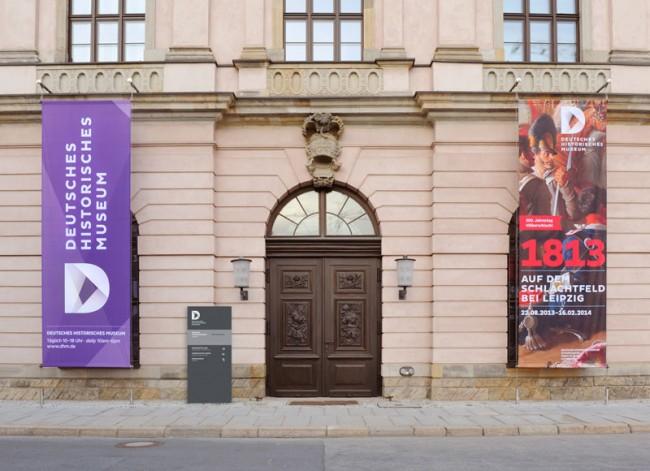 Deutsches Historisches Museum, Banner