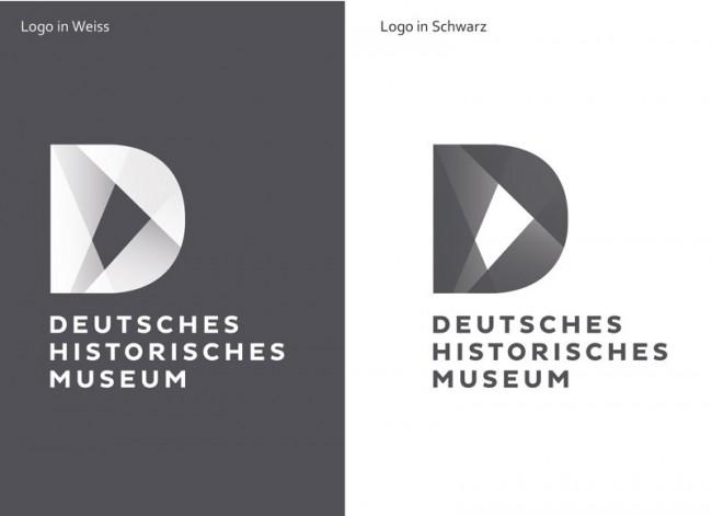 Deutsches Historisches Museum, neue Logovarianten