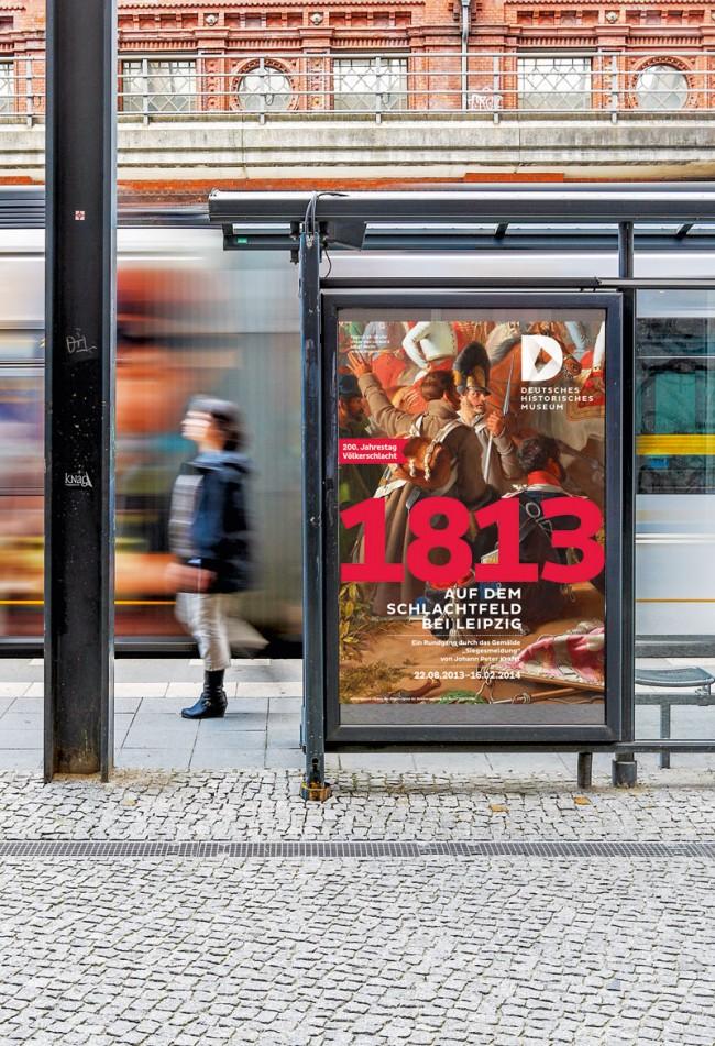 Deutsches Historisches Museum, Plakat